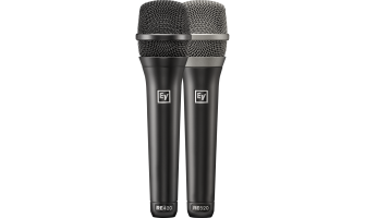 Electro-Voice introduces Electro-Voice introduces new RE series premium condenser vocal microphones