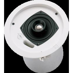 """EVID C4.2 4"""" 2‑Way Coaxial Ceiling Loudspeaker"""