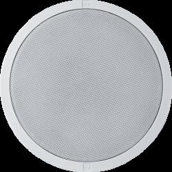 """EVID-C4.2LP Ceiling speaker 4"""" low profile white"""